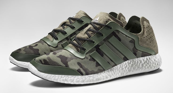 Adidas Sneakers Camouflage