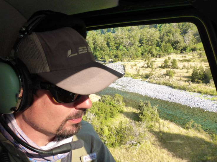 Reminiscing on the flight home a great day on the river with clients. www.southernriversflyfishing.co.nz
