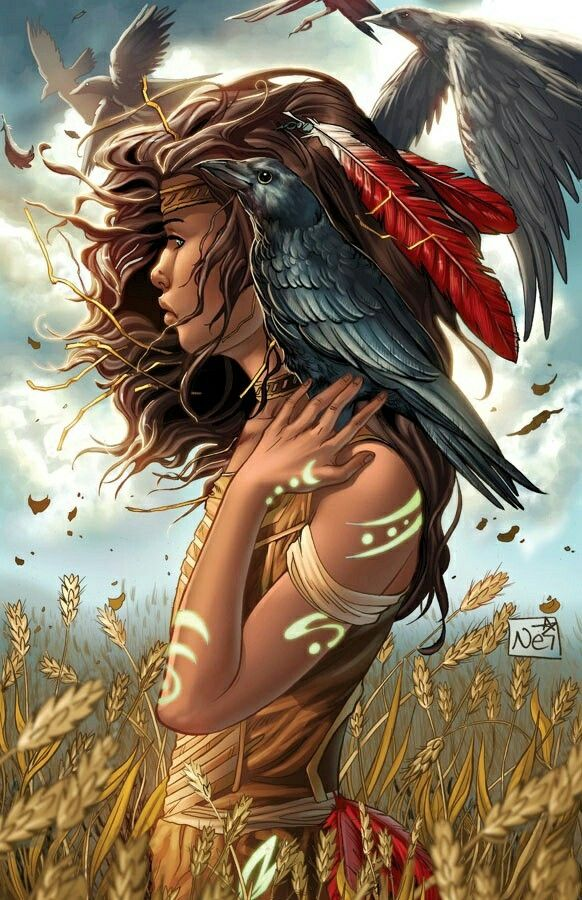 Native american women fantasy art, old lover and teen fuck