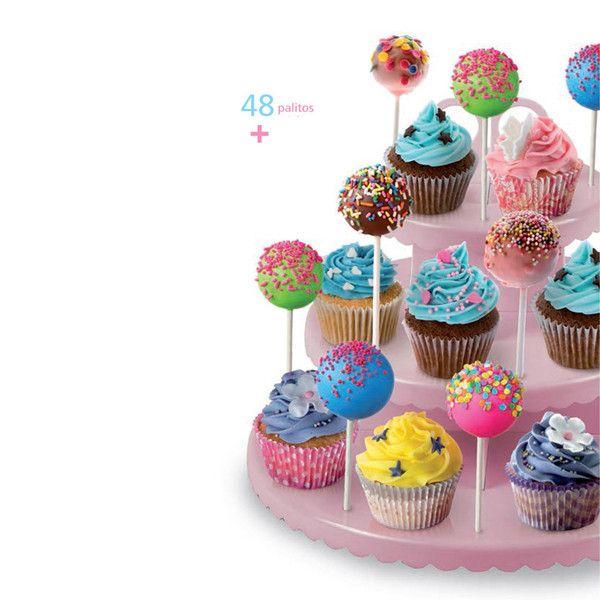 Base para cupcakes y popcakes