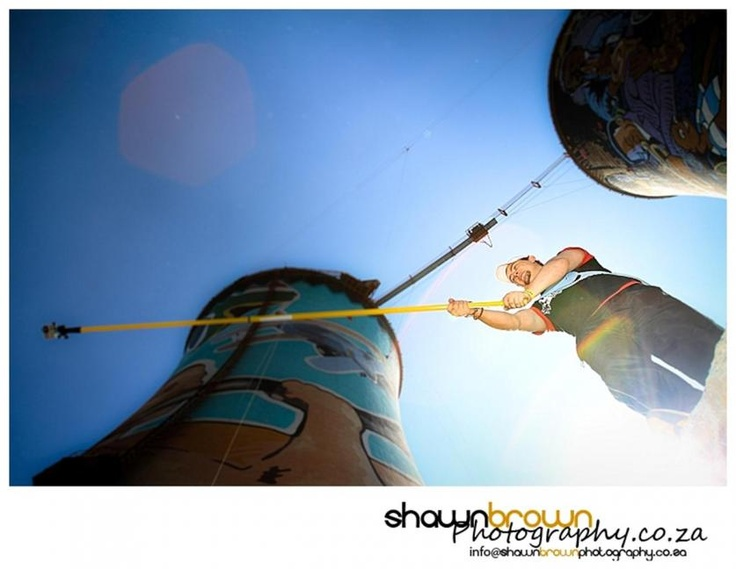 """""""Mole's view of the Towers"""" - Urban Sessions – Street Culture at Orlando Towers, Soweto"""