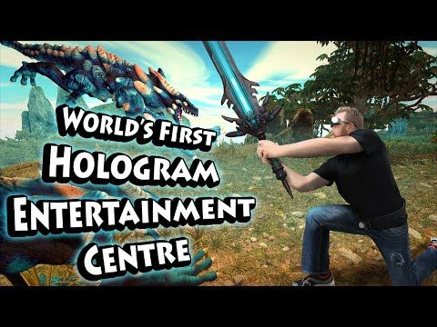 An Australian Company Have Invented REAL Holograms Using Unlimited Detail Atom…