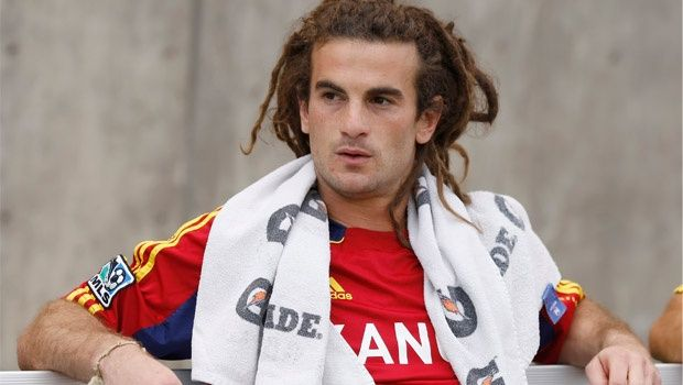 Kyle Beckerman Photo HD Wallpaper - http://www.wallpapersoccer.com/kyle-beckerman-photo-hd-wallpaper.html