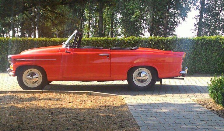 1961 Skoda Felicia Super
