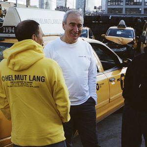 ヘルムート ラングNYのタクシーをテーマにしたカプセルコレクション発売