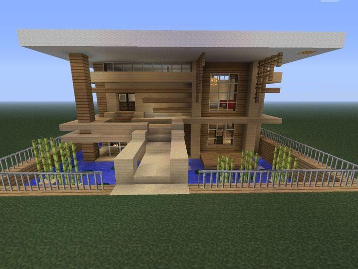 Best MC Houses Images On Pinterest Minecraft Gebäude - Minecraft coole einfache hauser