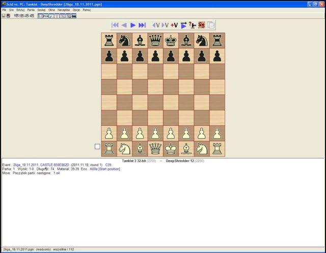 Chess Engines Diary: Scid vs PC - chess database application. New versi...