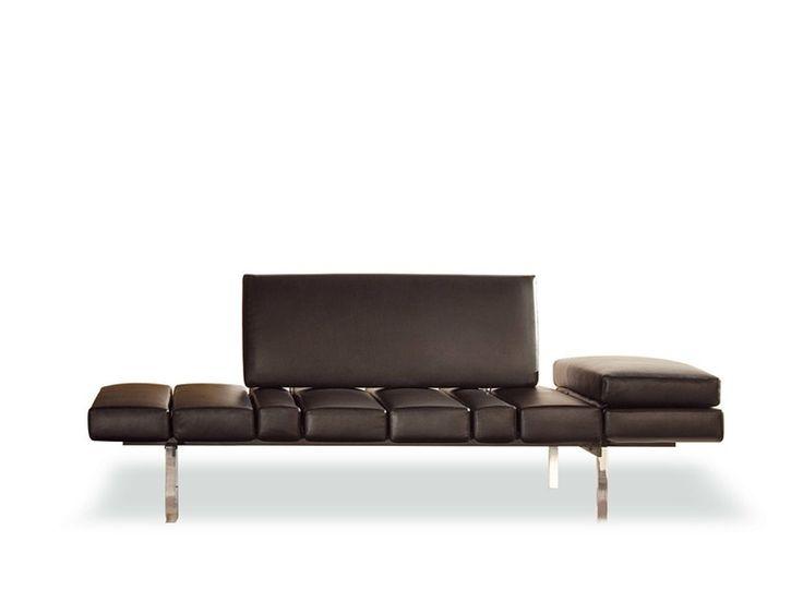 Офисный диван для посетителей - Smith - http://mebelnews.com/ofisnyj-divan-dlya-posetitelej-smith