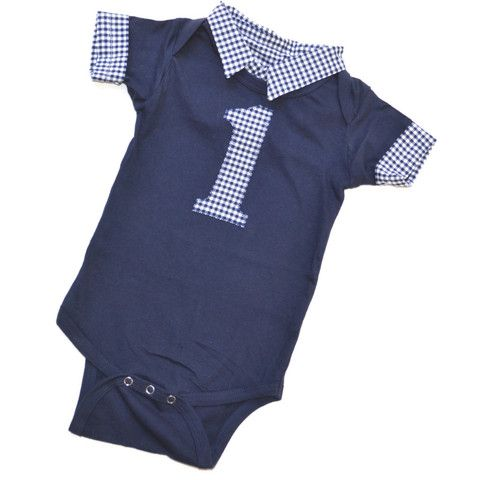 Baby boy birthday outfit - Brimmer Boys.com