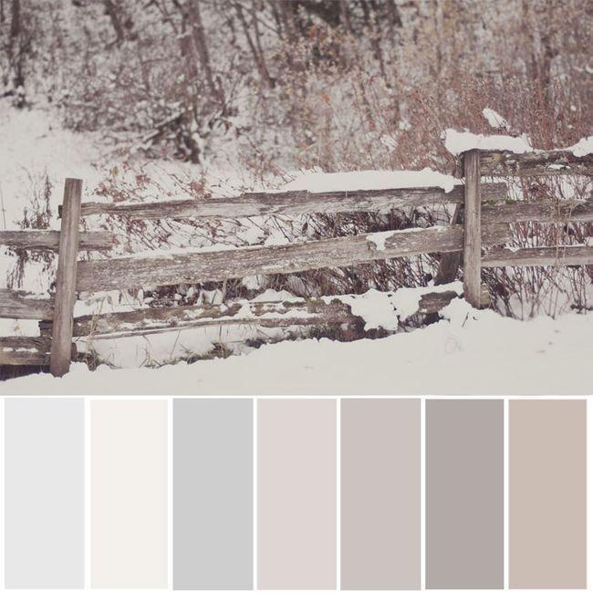 Nuancier de couleur pour la chambre : rose pâle, bleu, lin