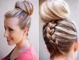Trenza Holandesa - Ducth Braid: diferentes peinados para combinarla! Super faciles y rapidos. En FioZone.com