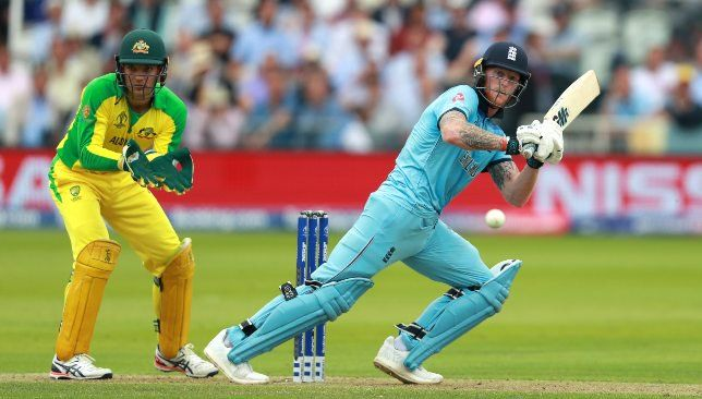 Cricket World Cup 2019 Ben Stokes Believes England Australia Semi Final Is Biggest Game Of His Career Cricket World Cup England Australia Semi Final