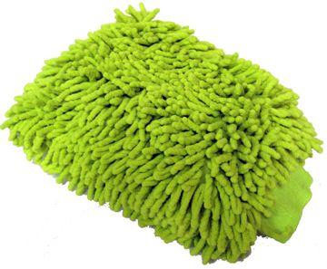 Tvätta bilen och hojen - kolla efter bra produkter för ett miljömässigt tvättande: Tvätthandske-Microfiber