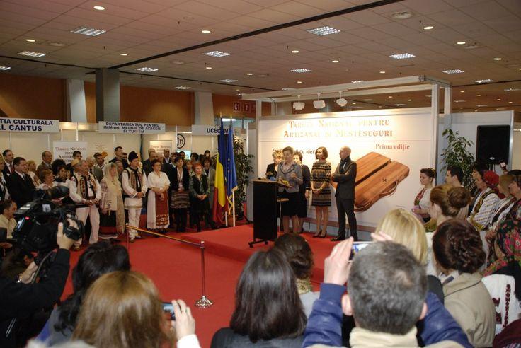 Pana in data de 20 octombrie, bucurestenii sunt asteptati la prima editie a Targului National pentru Artizanat si Mestesuguri