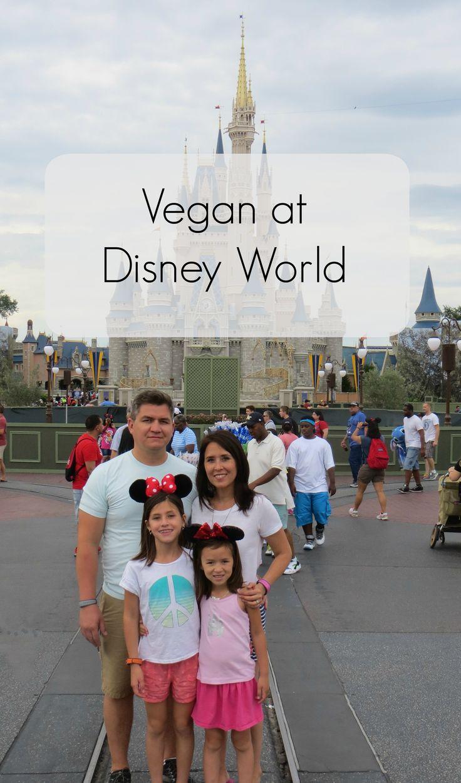 Vegan at Disney World #Vegan #Disney | Travel | Pinterest ...