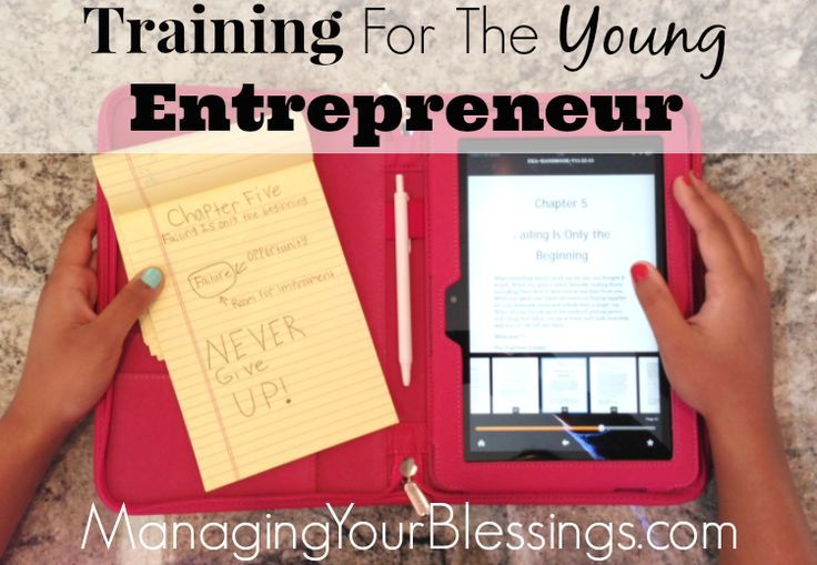 Training For The Young Entrepreneur :: Come and learn about Entrepreneur Kids Academy - a wonderful tool for training your young entrepreneur! :: ManagingYourBlessings.com