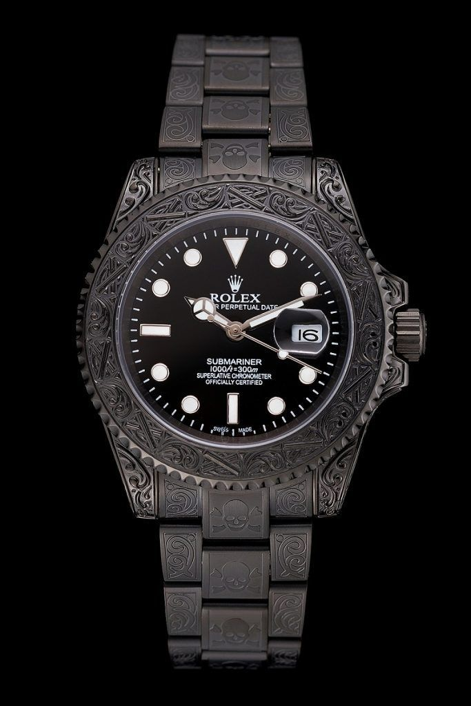 replica Swiss Rolex Submariner Skull watch  SwissRelpicaWatches ... 1951fd8302
