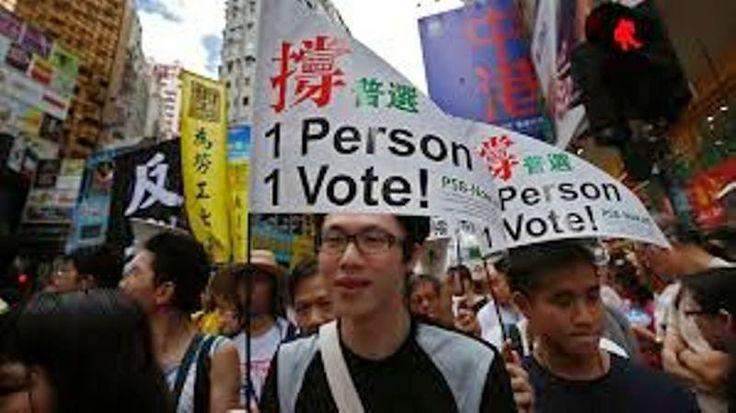 Hong Kong Akan Melakukan Jajak Pendapat | AlbarruNews