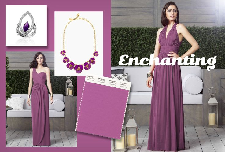 Radiant Orchid for Fashion