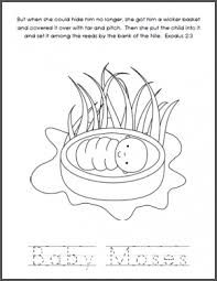 moses coloring pages for preschoolers - 1000 images about vbs 2014 wilderness escape moses on