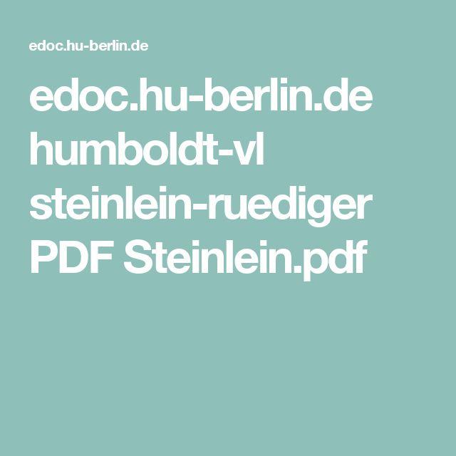 edoc.hu-berlin.de humboldt-vl steinlein-ruediger PDF Steinlein.pdf