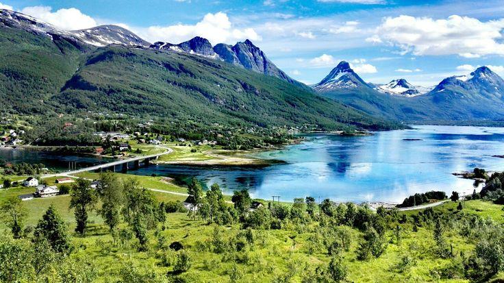 Grovfjord in Norway!