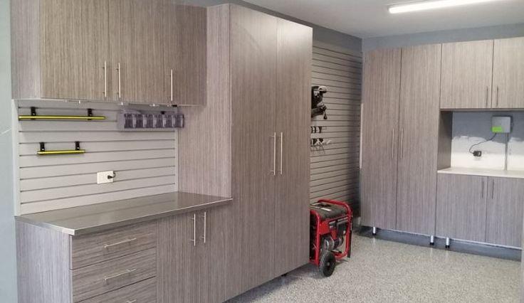 Partition For Storage In Garage : Best slat wall ideas on pinterest wood shop