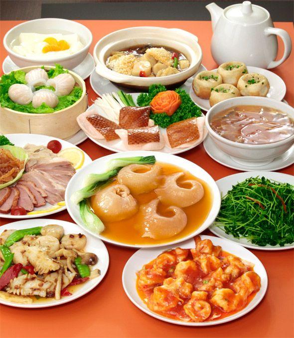 中華街満足コース 料理 料理 レシピ 食べ物のアイデア