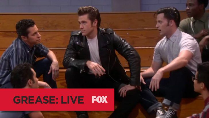 Pin for Later: Relive Every Single Dance Move From Grease: Live That Blew Your Mind