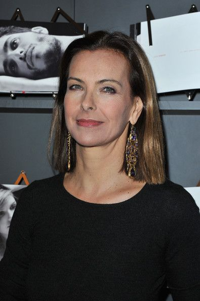 Carole Bouquet in Chaumet's Cocktail Party for Cesar's Revelations 2013