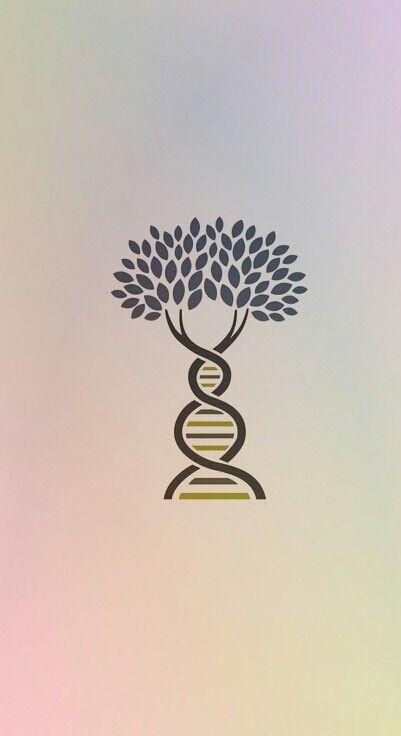 El ADN le da vida a todo :)