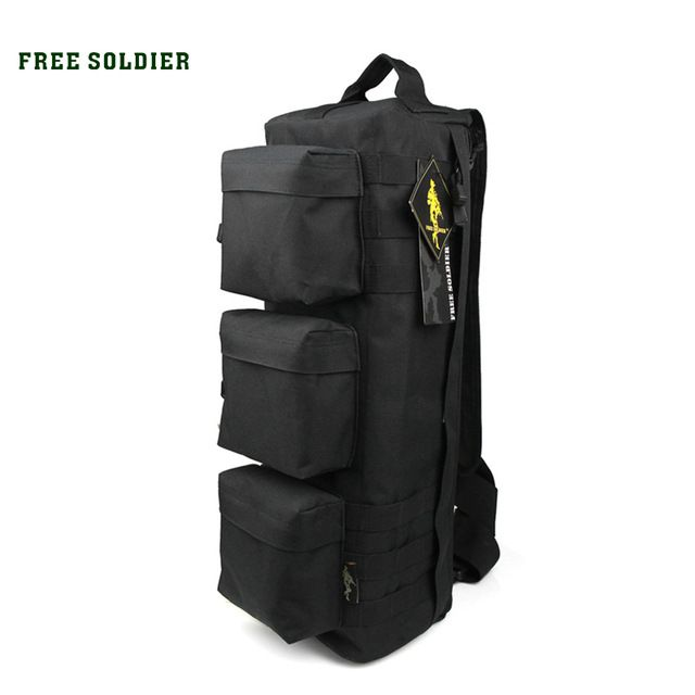We love it and we know you also love it as well FREE SOLDIER outdoor hiking camping 100% Oxford Charge package Airborne package Tactical bag single shoulder bag leisure bag just only $30.09 with free shipping worldwide  #sportsbags Plese click on picture to see our special price for you