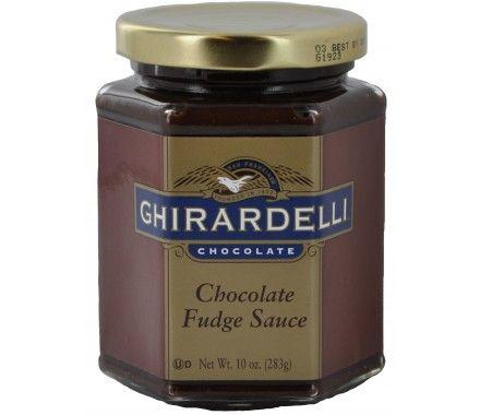 Chocolate Fudge Sauce - Baking Products - SHOP PRODUCTS - SHOP PRODUCTS