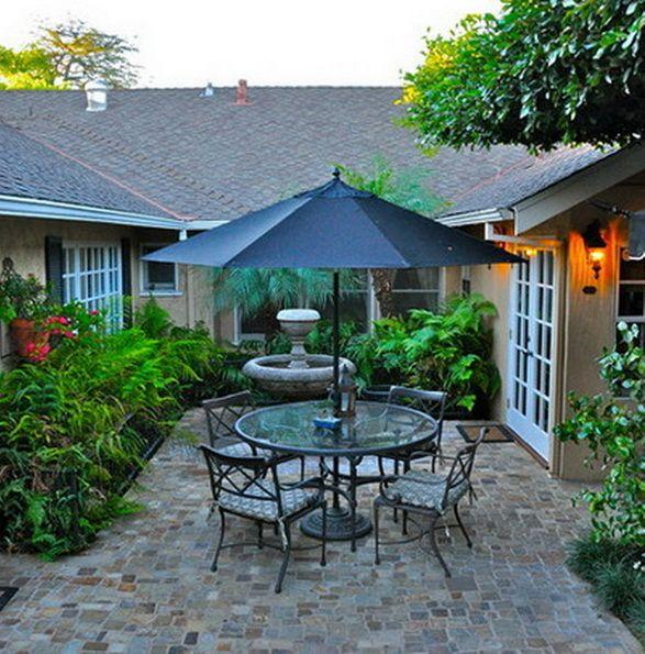 35 best patio surfaces images on Pinterest   Landscape ... on Patio Surfaces Ideas id=15486
