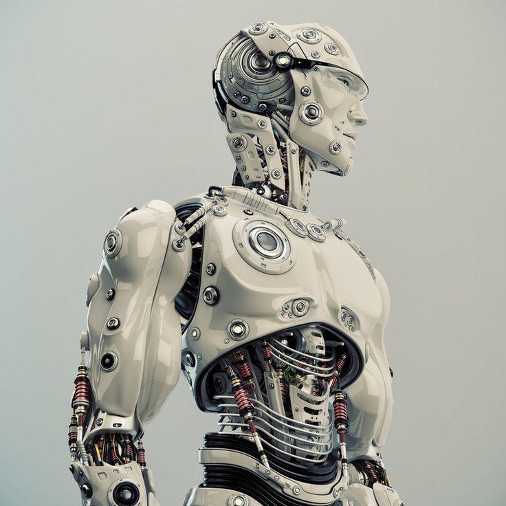 время картинки роботов мужчин фото