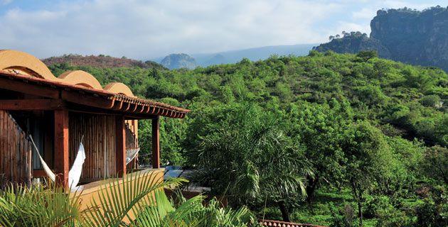 10 viajes de fin de semana en México...