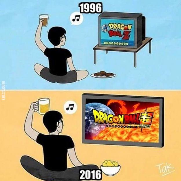 Z pewnych rzeczy się nie wyrasta # pewnych #rzeczy #wyrastanie #Dragon #Ball