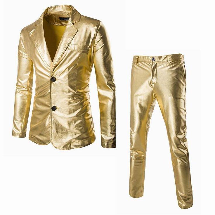 Men Slim Fit Wedding Dress Suits with Pants Wedding Groom Latest Coat Design