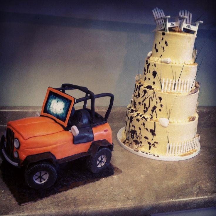 343 best Jeep Theme Wedding Ideas images on Pinterest