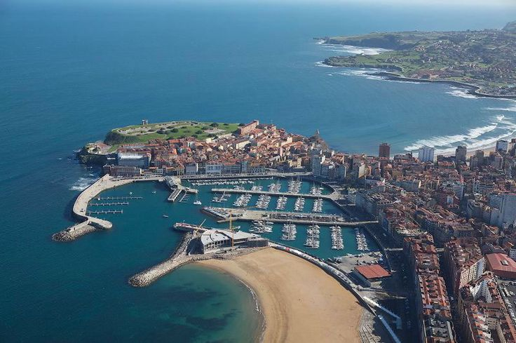Gijon, Spain- This city was beautiful and had so much to offer. I'd absolutely recommend it if you're going to Spain!