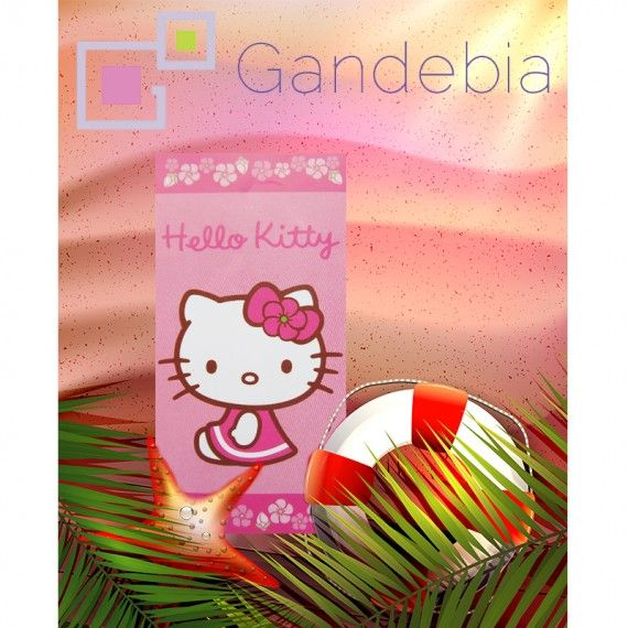 telo mare hello kitty novia
