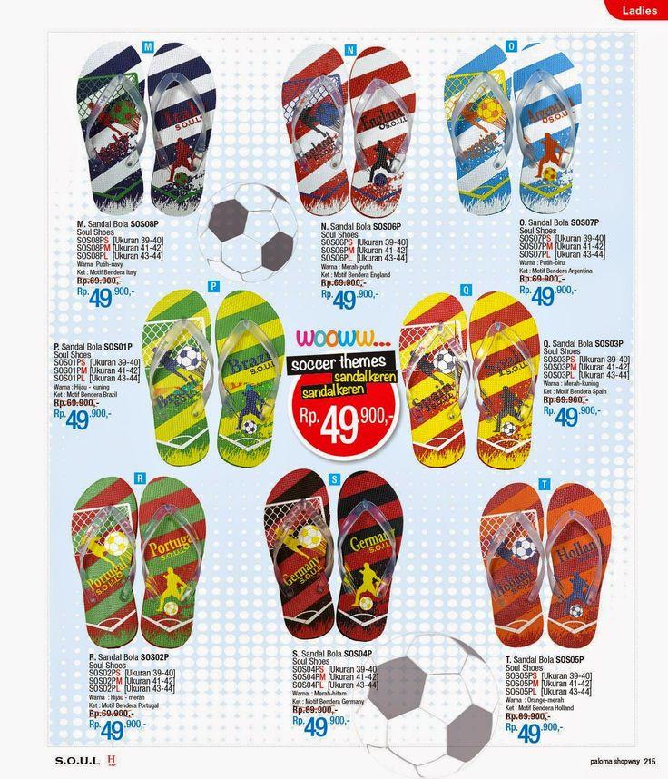 Sepatu dan Sandal Chic Sepatu dan Sandal Chic tersedia lengkap di sini. Luangkan waktu sebentar untuk melihat-lihat produk sepatu atau sanda...