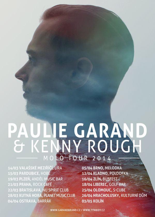 Paulie Garand & Kenny Rough - Molo Tour 2014