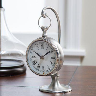 Prescott Hanging Clock - 7870