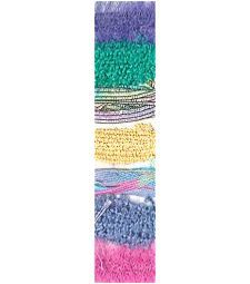 Adoraments Fun Fibers for Fabulous Effects - 22.75 yrds per package $8.00