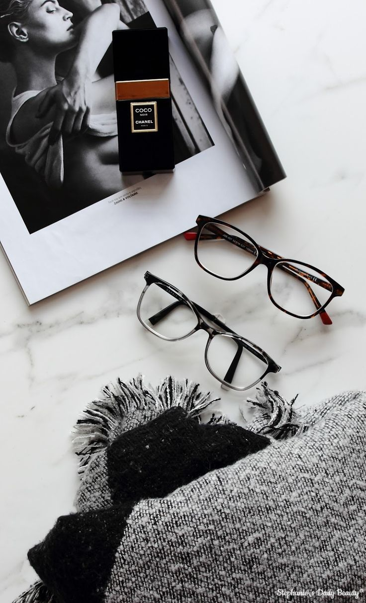 Stephanie's Daily Beauty: The Story Behind My Glasses