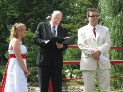 Ad Absurdum: A Humanist Wedding Ceremony - how to find an officiant for a secular Humanist wedding.