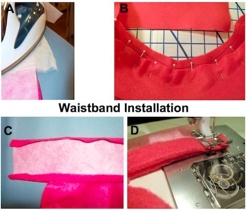 How To Make A Poodle Skirt