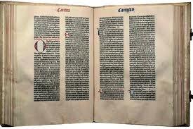 Bible de Gutenberg