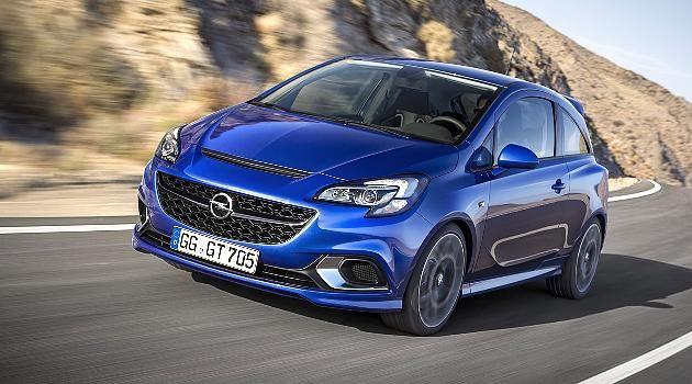 Neuer Opel Corsa OPC mit 207 PS
